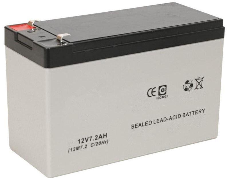 Alarm System Aritech BS127 Battery 7.2AH