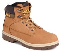 Worksite SS613SM Tan Workboot
