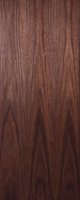 DEANTA FLUSH WALNUT DOOR 1981MM X 762MM X 45MM