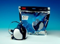 3M 4251 Respirator Mask Reusable