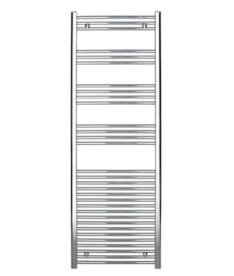 1200 x 500 Straight Towel Warmer Chrome