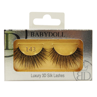 Babydoll Luxury 3D Silk Lashes 143