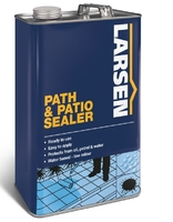 Larsen Path and Patio Sealer 5Ltr - Dries Clear