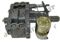 Ensemble pompe hydraulique
