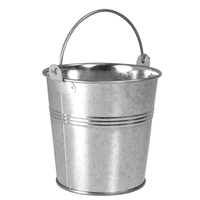 32CM / 15LTR GALVANISED BUCKET