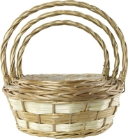Abigail Willow Baskets Set of 3