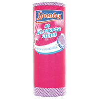 Spontex All Purpose Cloth Roll 40