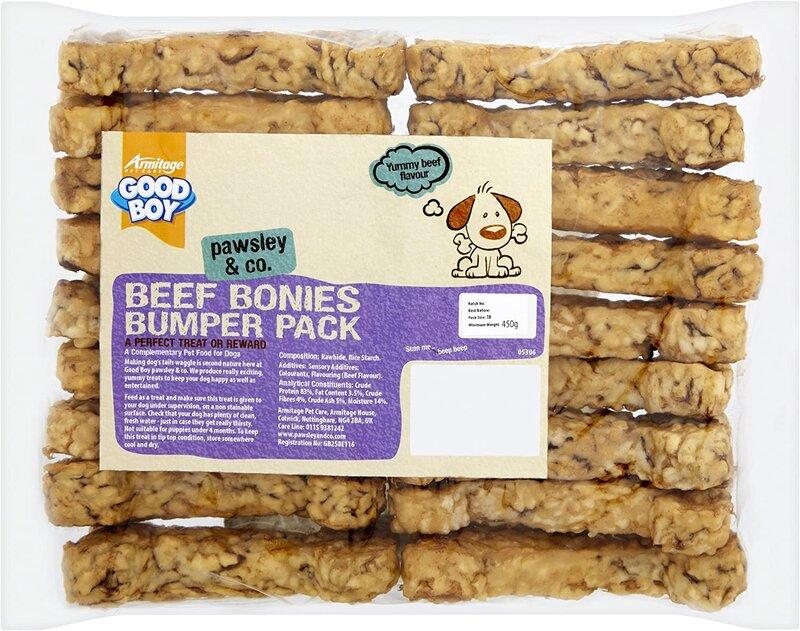 Good Boy Bonies Beef x 18