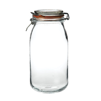 Preserve Jar 3 Litre 105oz Carton of 6