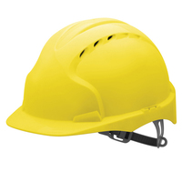 EVO3 Helmet Slip Ratchet - Yellow - Vented
