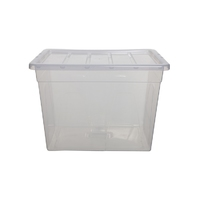 56cm Spacemaster Maxi 64 Litre Storage Box