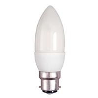 Solus 7 Watt BC MINI Candle C35 1PK