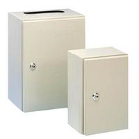 ABB ECS110 IDS2 1Row 10 Mod Metal Enclosure