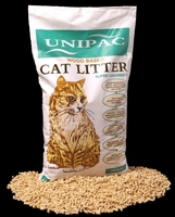 Unipac Wood Litter Medium 5 Litre x 7