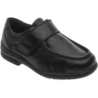Cosyfeet Black Mens Shoe (Mason)