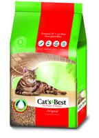 Cat's Best Original Wood Granule Cat Litter 30 Litre