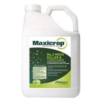 Maxicrop No 2 Moss Killer & Conditioner 10lt