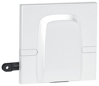 Arteor  45Amp Cable Outlet - White | LV0501.2464