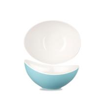Plastic Moonstone Melamine Bowl Turq 15Cm Carton of 6