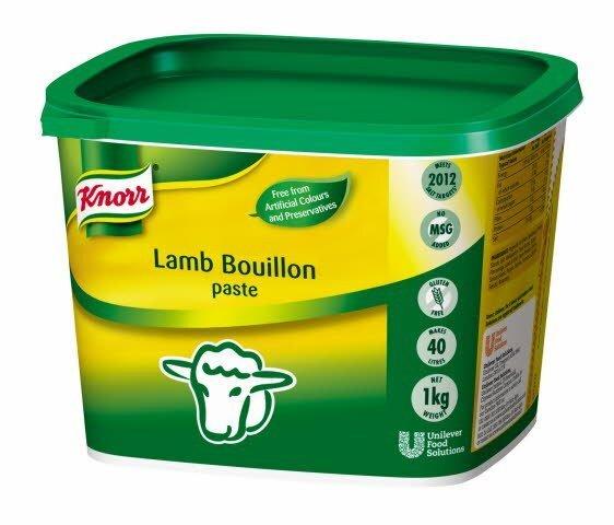 Lamb Bouillon