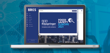 Klipspringer Supports BRCGS's Food Safety Europe 2021