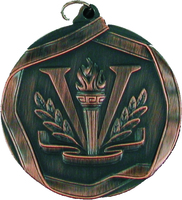 60mm Bronze Victory Medal