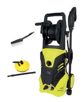AC BROOKLYN ELECTRIC 2200W PRESSURE WASHER (INCLUDES BRUSH,LANCE EXT. & PATIO CLEANER)