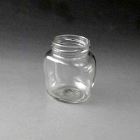 106ml Oval Glass Jar