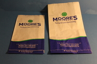 MOORES PHARMACY CRUMLIN BAGS VARIOUS SIZES