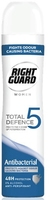 Right Guard Total Defense 5 Women Antibacterial Anti-Perspirant Aero 250Ml