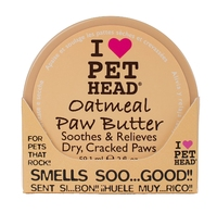 Pet Head Oatmeal Paw Butter x 1