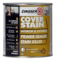 Zinsser Cover Stain Primer Sealer 1L