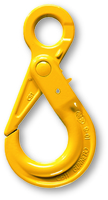 Gunnebo BK Eye Type Safety Hook | Grade 8