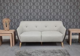 Enzo Fabric Sofa