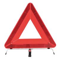 Folding Warning Triangle Hi-Vis Orange
