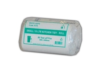 Kitchen Tidy Liner 18L 450x540mm Roll/50