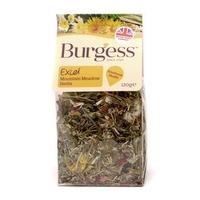 Burgess Excel Mountain Meadow Herbs 120g x 6