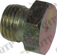 Fuel Filter Head Blanking Plug