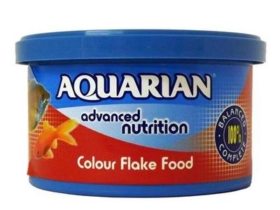 Aquarian Colour Flakes 25g x 12