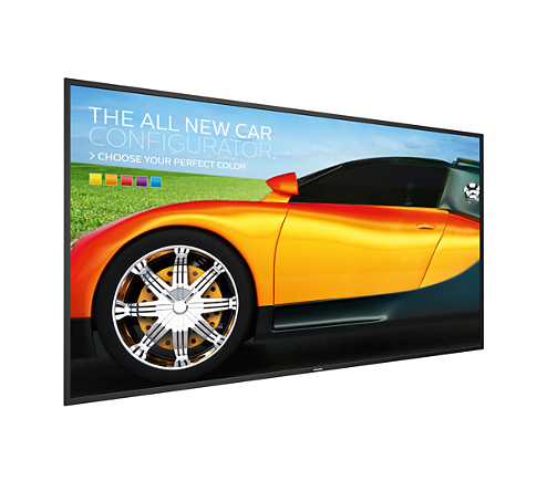 Philips Q Line 55Inch 4K Display, 18/7 Usage, Android Smart