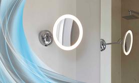 Illuminated Mirrors