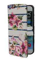 FOLIO1275 iPhone 6/7 White Rose Folio Case