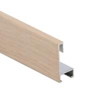 Aluminium Oak Veneer