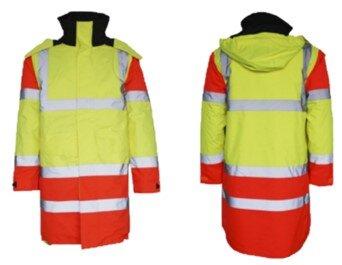 ELK Vivid Traffic Warden Jacket