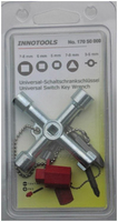 Innovative Tools 4 Way Universal Meter Key