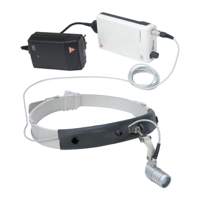 HEINE Microlight + Headband + Mpack LED J-008.31.275