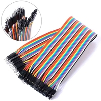 40 Pins Male to Female Breadboard Jumper Wires 20cm