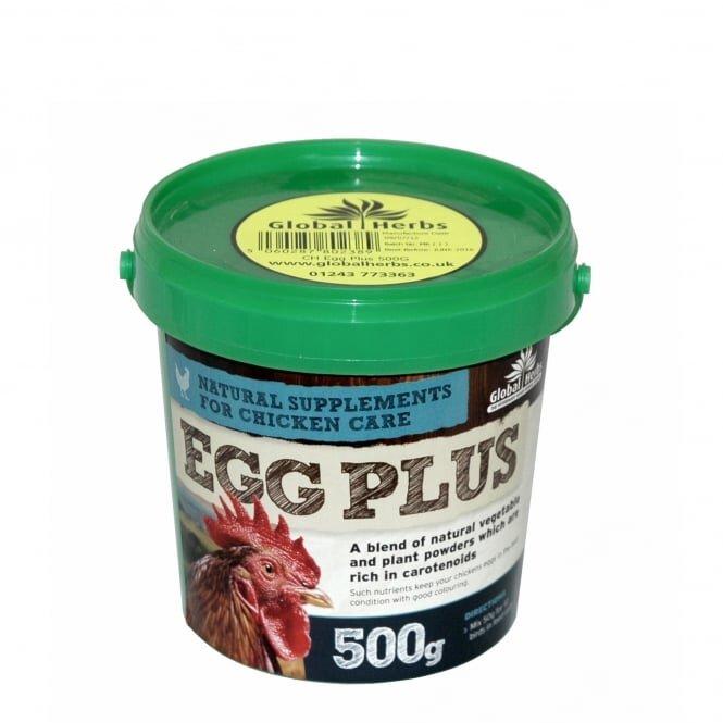 Global Herbs Egg Plus 50g