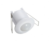Thebe Recessed Motion Sensor