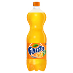 1.75 Fanta Orange  Bottle  x8